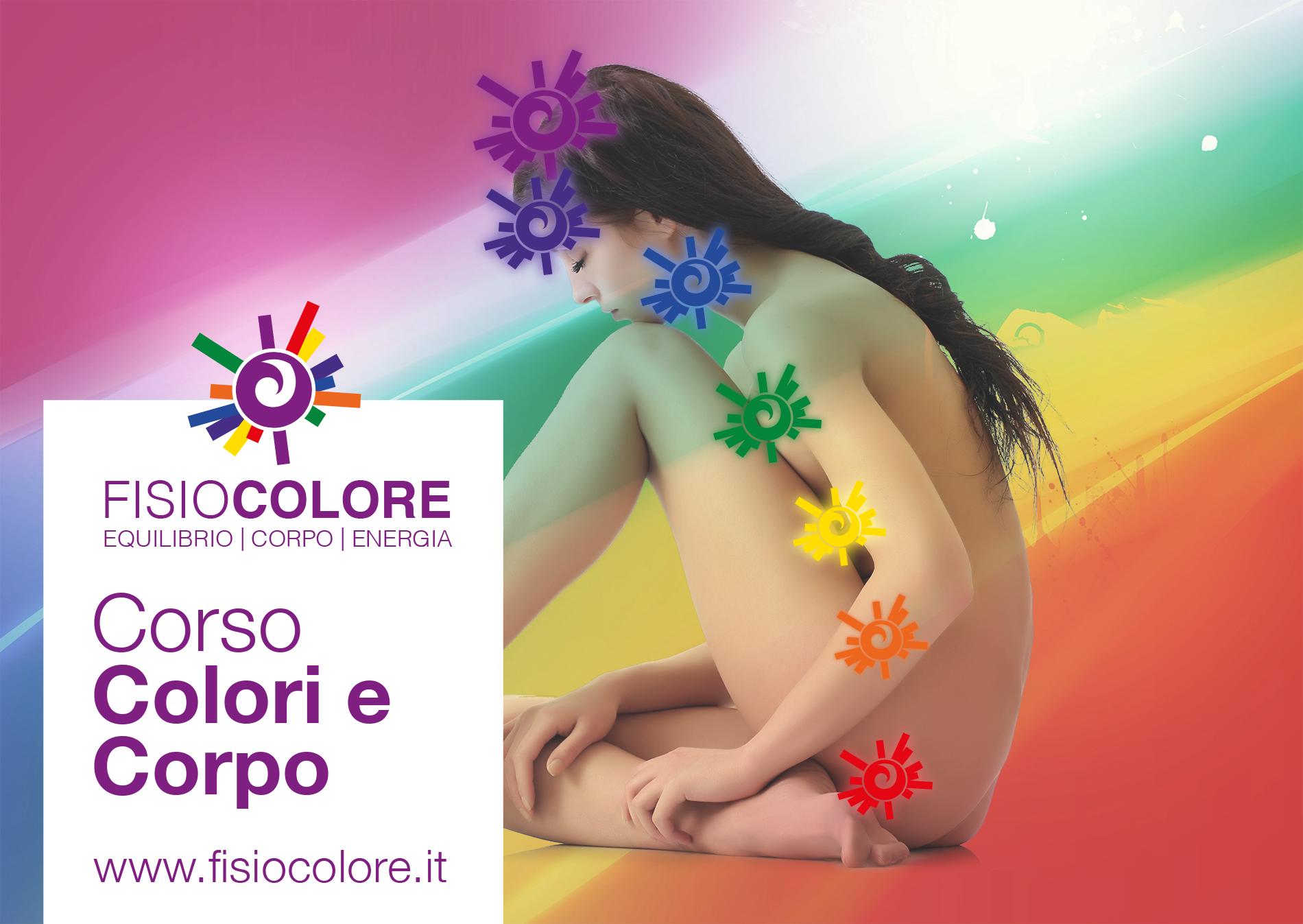 corso colori e corpo fisiocolore
