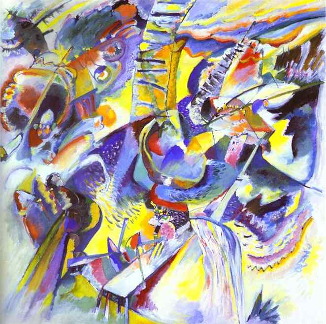 Gorge_Improvisation- Vassili Kandinski