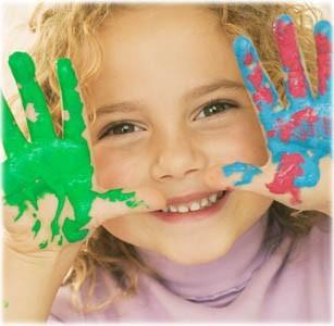 bambina-colori