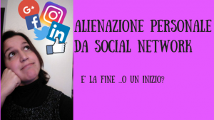 social network alienazione