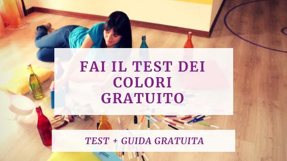test dei colori